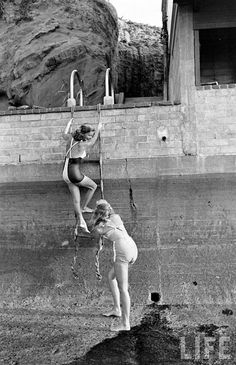 By Peter Stackpole in 1947, featured in the November 3. issue of Life Magazine