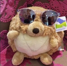 In his Wildfox shades, this Squishable is all ready to go! Visit www.Frankiesonthepark.com or stop by our Chicago or Santa Monica stores!