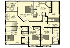 Distinctive Craftsman Dream Home Plan - 73327HS   2nd Floor Master Suite, Butler Walk-in Pantry, CAD Available, Craftsman, Den-Office-Library-Study, Exclusive, Jack & Jill Bath, Loft, Luxury, MBR Sitting Area, Media-Game-Home Theater, Northwest, PDF, Photo Gallery, Premium Collection, Sloping Lot   Architectural Designs