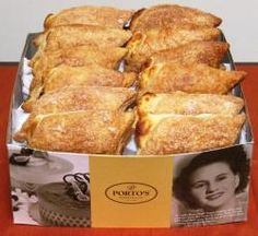 Porto's cheese roll. I will drive 7 hours just for this! Please open a Portos Bakery in Phoenix please!!!