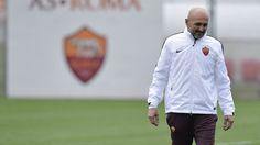 Ingen ændringer fra Spalletti mod Inter
