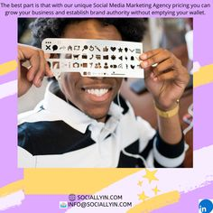 Social Media Agency - The Best Marketing & Advertising Solutions Social Media Marketing Agency, Social Advertising, Influencer Marketing, Build Your Brand, Community Manager, Growing Your Business, Searching, Management, Author