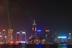 [홍콩] 홍콩 야경의 하이라이트, 심포니 오브 라이트! http://kblog.thethe.re/220126593032 #there #thethere #데어 #데얼 #자유여행