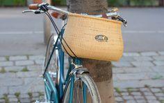 Nantucket Bike Basket, Lightship Collection