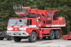Fire Engine, Police Cars, Heavy Equipment, Fire Trucks, Firefighter, Monster Trucks, Vehicles, Classic, Vintage