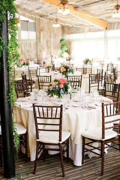 Tiffany and Robert's Malibu Ranch Wedding
