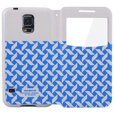 Baseus Window View Flip Case Samsung Galaxy S5. De Baseus Window View Flip Case Samsung Galaxy S5 biedt bescherming voor zowel de voorkant, als de achterkant van de Galaxy S5. Deze case is voorzien van een handig scherm zodat u snel de tijd kunt zien en is verkrijgbaar voor slechts €26,95.