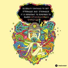 Soft Lightweight T-shirts (Color) – Ramin Nazer Art Hippie, Stranger And Stranger, Hippie Wallpaper, Spirited Art, Aesthetic Art, Aesthetic Vintage, Aesthetic Anime, Psychedelic Art, Wallpaper Quotes