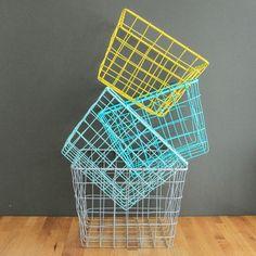 Nest of Four Storage Baskets