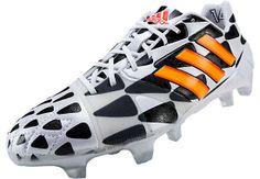 adidas Nitrocharge 1.0 FG Soccer Cleats - Battle Pack