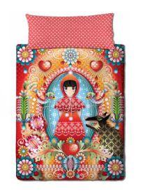 Little Red Riding Hood, Catalina Estrada Red Ridding Hood, Dark Fairytale, Grafik Design, Cute Illustration, Little Red, 500 Piece Puzzles, Illustrations Posters, Illustrators, Fantasy Art