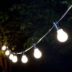 Weatherproof Festoon Lighting - 20 Bulb Holders