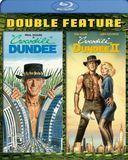 Crocodile Dundee/Crocodile Dundee II [2 Discs] [Blu-ray]