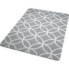 This Gray Circles Ironing Pad by Westex is perfect! Laundry Station, Ironing Pad, Picnic Blanket, Outdoor Blanket, Ironing Board Covers, Iron Board, New Room, Joss And Main, Storage Organization