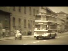 TÖRTÉNELMI KALEIDOSZKÓP...: Ikarus 556 emeletes busz Pécsett