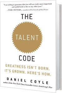 What a great #read  Practice and put in your #10,000hours and you can be successful in your chosen field!!! #TheTalentCode by #DanielCoyle is a great read and it's inspiring to know that greatness isn't born, it's grown!!!  #dnarealtygroup #stayeducated