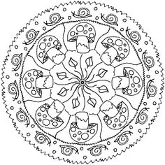 Home Decorating Style 2020 for Mandala Automne Maternelle, you can see Mandala Automne Maternelle and more pictures for Home Interior Designing 2020 at Coloriage Kids. Mandala Coloring Pages, Free Coloring Pages, Coloring Sheets, Coloring Books, Painting Templates, Halloween Skull, Dot Painting, Colorful Pictures, Adult Coloring Pages