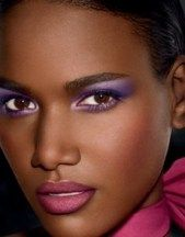 Black beauty sexy make up looks for women of color, black girls brown girls tan whatever