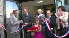 Inauguration de la Chaloupe, structure multi-accueil à #Louviers