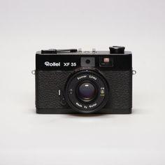 Vintage Rollei XF 35 Camera