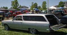 1965 Chevrolet Chevelle 2 Door Station Wagon