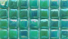 blue green glass tile | blue-green glass tile