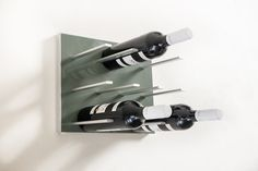 STACT Wine Rack - Gunmetal Gray ***Limited Edition***