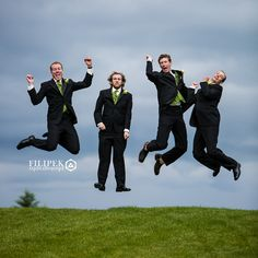 #yycweddings, #thejump, #weddingfun