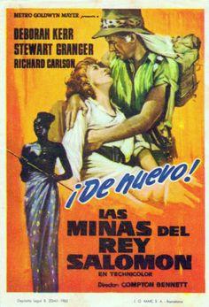 deborah kerr king solomon's mines | Las minas del rey Salomón (King Solomon's Mines) ( 1950 )
