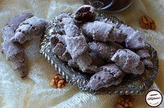 Cornulete din albusuri Pavlova, Cereal, Cookies, Chocolate, Breakfast, Desserts, Food, Crack Crackers, Morning Coffee