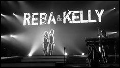 Kelly Clarkson & Reba McEntire