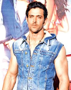 Hrithik Roshan, who was earlier married to Sussanne Khan, believes that the only way to live on forever is to etch your name in other people's hearts. Description from mid-day.com. I searched for this on bing.com/images