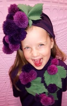 Grape costume/Toddler Costume/ Kids Costume/Adult by Divendi