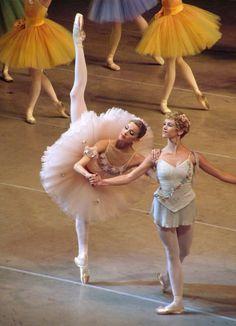 "prosthetic-dance: ""Alina Somova as Dulcinea in Don Quixote Source "" Ballerina Dancing, Ballet Dancers, Ballerina Poses, Dancing Shoes, Shall We Dance, Just Dance, Ballet Images, Ballet Performances, Ballet School"