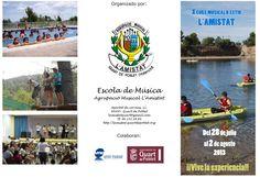 X Curs Musical d'Estiu 2013 de l'Amistat (I) http://quartjove.quartdepoblet.es/index.php/xcursmusicalestiu2013/