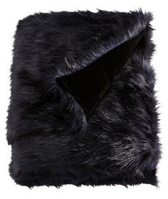 Black Faux Fur Throw Blanket Luxury Silky Soft Fluffy Fur 43x60 Throw Pillows,http://www.amazon.com/dp/B00HXTVH44/ref=cm_sw_r_pi_dp_6Ve5sb0ZGJK82PH7