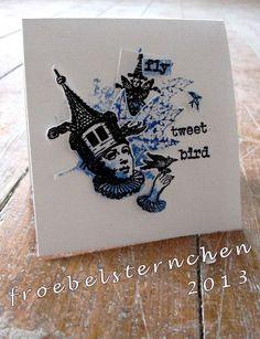 card with a hidden MOO card