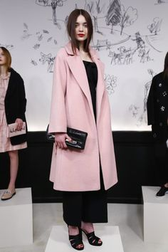 Kate Spade Ready To Wear Fall Winter 2015 New York - NOWFASHION