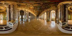 Versailles - Galerie des Glaces - Château de Versailles - Historic building - Paris - Arounder
