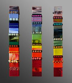 Painted Glass Art Old Windows Info: 5972715232 Glass Wall Art, Fused Glass Art, Stained Glass Art, Mosaic Art, Mosaic Glass, Glass Art Pictures, Stick Art, Glass Garden Art, Painted Sticks