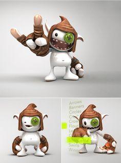 Yooba Character