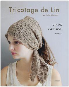 Tricotage de Lin ou Joli fil de lin ??? ~ Maman Fée du Crochet