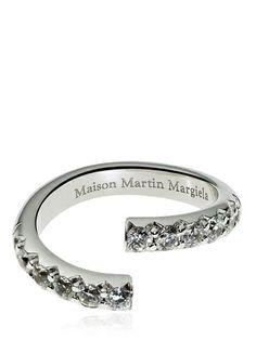 ALLIANCE RING/white diamond rings