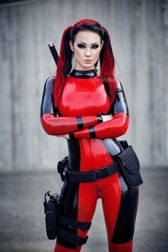 Deadpool by Starf**e