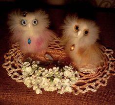Anna Magic Owl Flower (@magic.owl) в Instagram: «Купить или заказать. Детки конфетки, братики-сестрички )  Совушки ручная работа, игрушка малыши с любовью…»