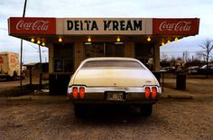 These were the first words William Eggleston uttered when I asked what he felt he was accomplishing with his photographs. Another fine photographer from the South, William Christenberry, had brought Eggleston to meet me at the Corcoran Gallery of Art around 1970.