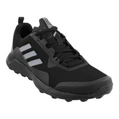 6722c8826 Men s adidas Terrex CMTK Hiking Shoe - Black White Grey Three Trail Shoes