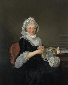 1785 Francis Wheatley «Portrait of Mrs. Baroque, Rococo, Vintage Artwork, Vintage Ephemera, Woman Painting, Room Paint, Portrait Art, Female Art, 18th Century