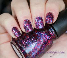 China Glaze Be Merry And Bright - Scrangie: China Glaze Happy HoliGlaze Collection Holiday 2013 Swatches and Review