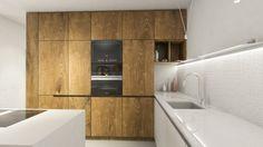 Interiér bytu v Slnečniciach / Interior of a flat in Slnečnice housing complex Bratislava, Kitchen Cabinets, House, Home Decor, Decoration Home, Home, Room Decor, Cabinets, Home Interior Design